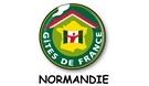 Logo Gîtes de France de Normandie