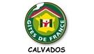 Logo Gîtes de France du Calvados