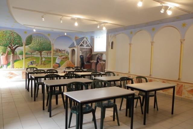 Salle de classe - Image à la une