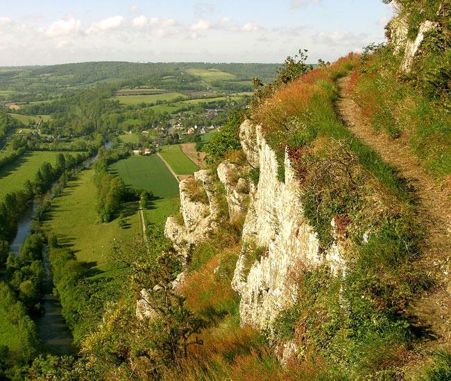 Alentours 09 - Des montagnes en Normandie