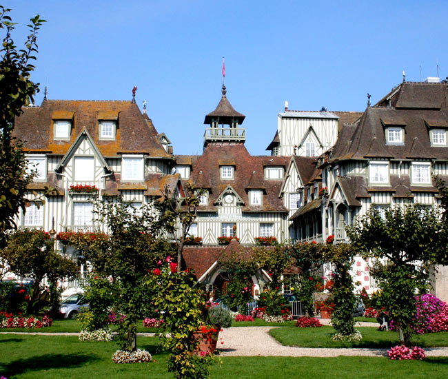Alentours 12 - La cote Normande
