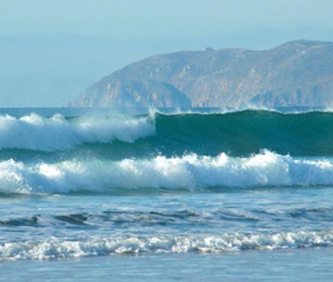 Alentours 13 - La mer