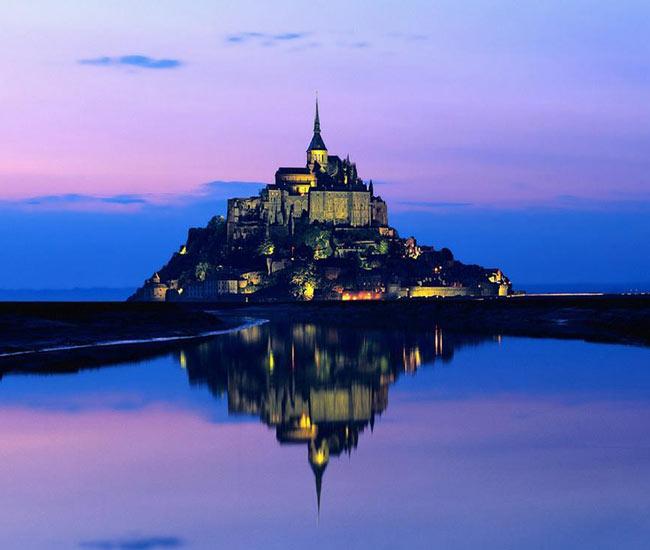 Alentours 21 - Le Mont Saint Michel