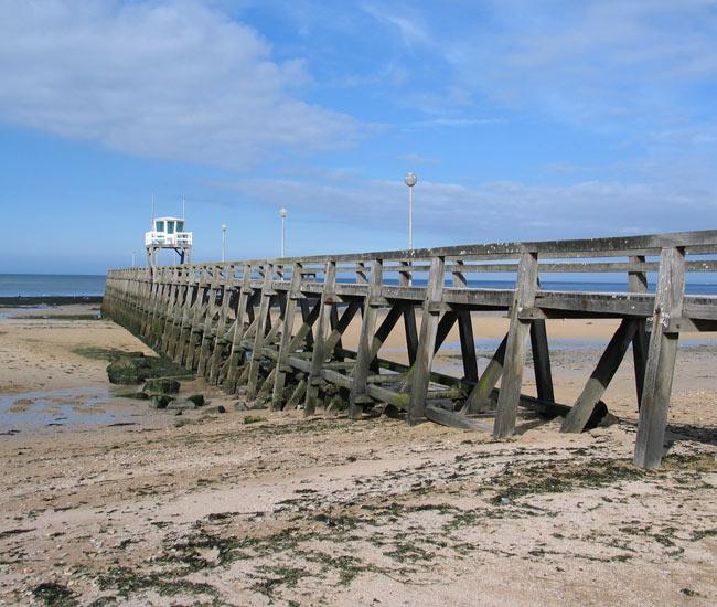 Alentours 26 - Les plages Normandes