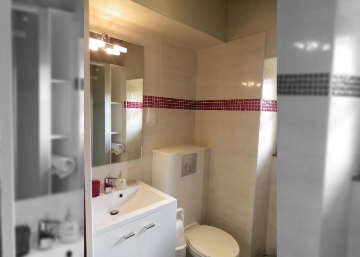 Chambre d'hôtes Tulipe - Salle de bain