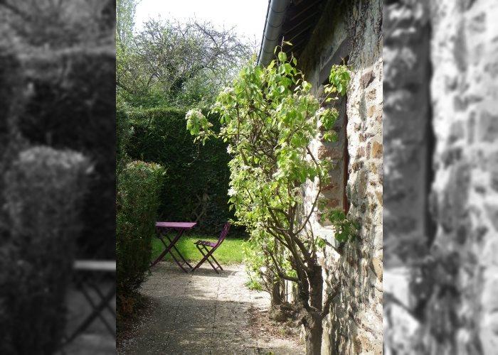Gîte le Fournil 03 - Terrasse