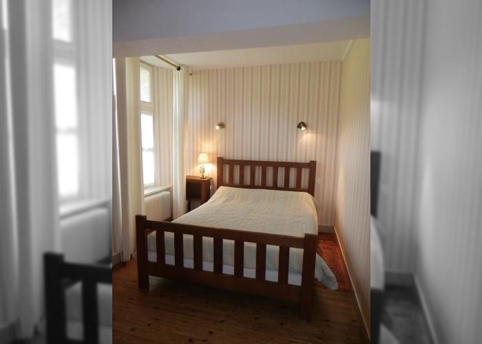 Gîte le Saule 02 - Chambre avec lit double