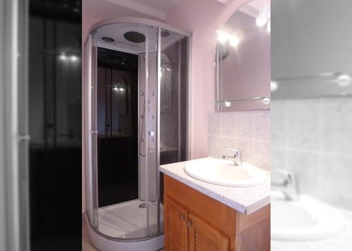 Le Frêne - La salle de bain